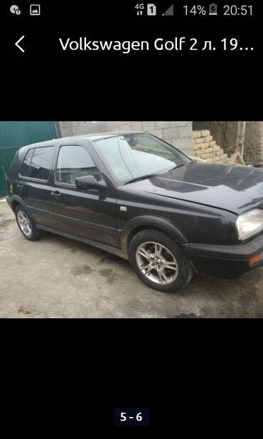 Volkswagen Golf 2 л. 1992   11111 км