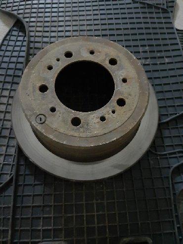 диски т5 в Кыргызстан: Продаю задний тормозной диск (оригинал) от lexus lx470. Диск в хорошем