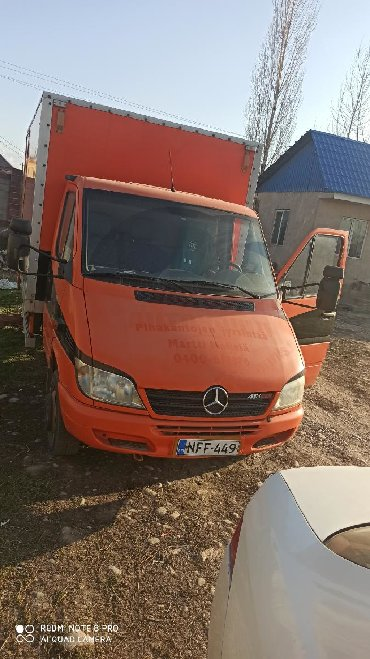 Mercedes-Benz Sprinter 2.2 л. 2003 | 195000 км