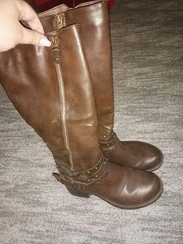 Ostalo | Kovacica: Čizme, bez oštećenja Broj 38 Može zamena