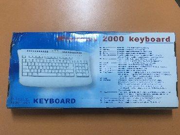 фортепиано на клавиатуре в Азербайджан: Klavyatura Standart PS2 Təzədi