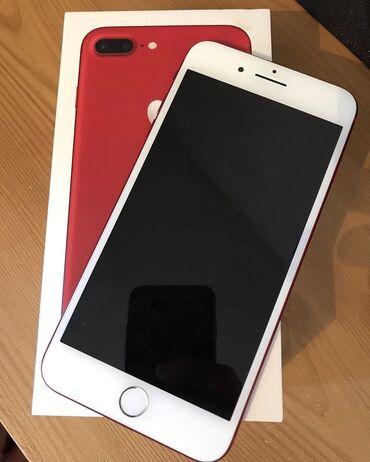 7 plus - Azərbaycan: Yeni iPhone 7 Plus 128 GB Qırmızı