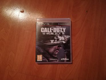 Call Of Duty Ghost PlayStation 3 - Kragujevac