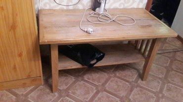 Журнальный столик дерево в Бишкек