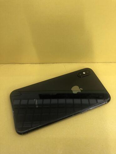Б/У iPhone X 256 ГБ Черный