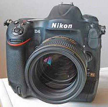 Nikon D4, This new flagship offers speed and accuracy with a 16.2 MP σε Central Thessaloniki