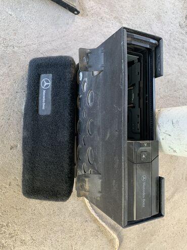 Электроника - Лебединовка: Cd changer w210