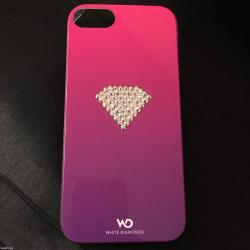 Новый чехол на iphone 5 s/se, кристаллы swarovski в Бишкек