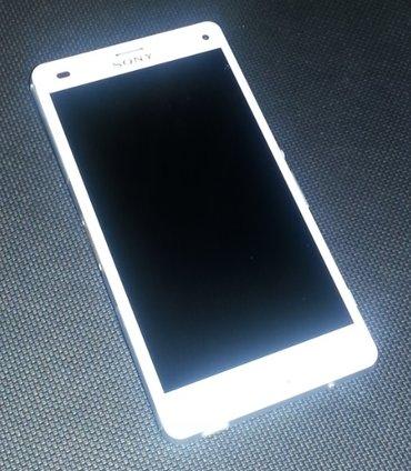 Продаю Sony Z3 Compact, камера 21мегапикселей, в Бишкек