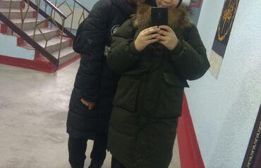 куртки для новорожденных в Кыргызстан: Зимняя куртка в отличном состоянии, одевала 1 раз.  Почти новая