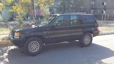 Jeep Azərbaycanda: Jeep Grand Cherokee 4 l. 1995 | 367594 km