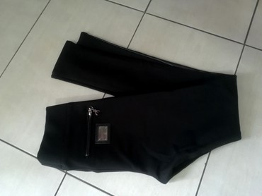 Firmirana pantalone extra model i kvalitet sa ubacenom kožom sa - Batajnica