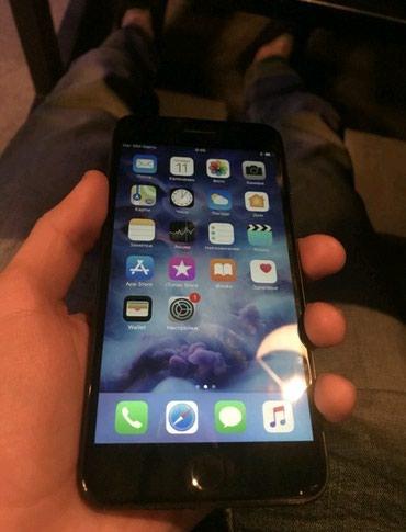 Iphone 7+ 128 Гб черный матовый состояние идеальное в Бишкек