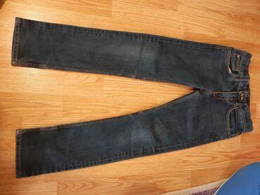 Pantalone farmerice br - Srbija: Spoljašnja dužina nogavice: 86cmUnutrašnja dužina nogavice: 66cmStruk