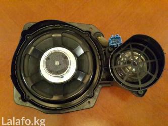 gps мониторинг в Кыргызстан: W221 / w216 Динамик - сабвуфер правый передний harman kardon logic7 в
