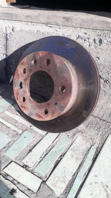 Тормозной диск спринтер 1 скатный