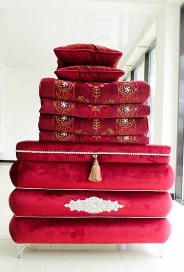 Продаю сундуки , тошоки и все для невест, в наличии и на заказ в Бишкек