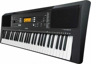 Yamaha psre363. синтезаторы. дом торговли, ЦУМ 4 этаж бутик В-14