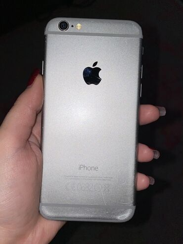 IPhone 6 | 32 GB | Boz (Space Gray) | İşlənmiş
