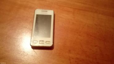 Mobilni telefoni | Valjevo: Samsung 5260 U dobrom stanju,radi na telenoru imam i sim fri