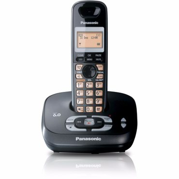Телефон-флай-fs407 - Кыргызстан: Беспроводной телефон Panasonic kx-tg4021