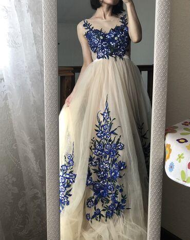 Платья - Вечернее - Бишкек: Девочки, сдаю платья на прокат, все новые) цены совсем недорогие. длин