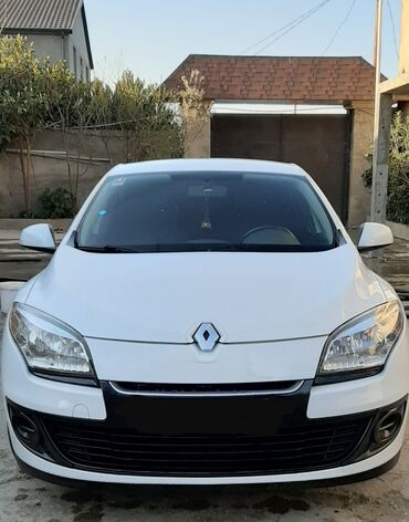 kraska zavodu - Azərbaycan: Renault Megane 1.5 l. 2012 | 250000 km