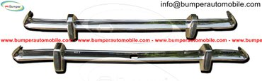 Ford Cortina MK2 bumper year (1966-1970) stainless steel in Amargadhi  - photo 3