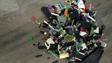 Конструктор Лего почти 4кг