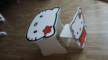 uşaq oturacaqları - Azərbaycan: Kiddi uwaq masasi ve oturacaq