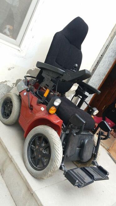 13 elan | TIBBI MƏHSULLAR: Salam işlenmiş motorlu elil arabası satıram Almaniya istehsalıdı super
