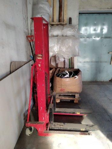 ящики для овощей в Кыргызстан: Продаю или меняю штабелёр гидравлический 1500 кг