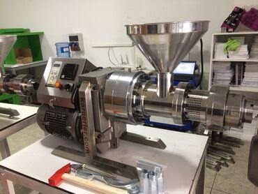 Машина для обжима масла, изготовленная в Турции Масло пресс черного