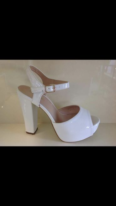 Sandale (bele) u broju 36 - Trstenik