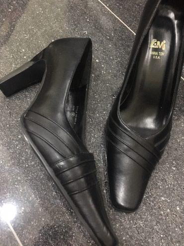 Туфли из америкидва раза одевала в Бишкек