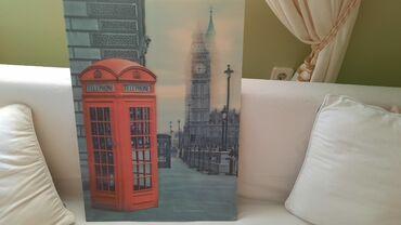 Πίνακας London 3D