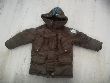 Zimske-kape-o - Srbija: Original Marines zimska jakna vel 2 godine Savršeno očuvana, kratko no