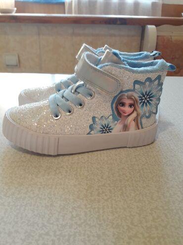 Красивые модные детские ботинки, новые не подошел размер, весна/осен