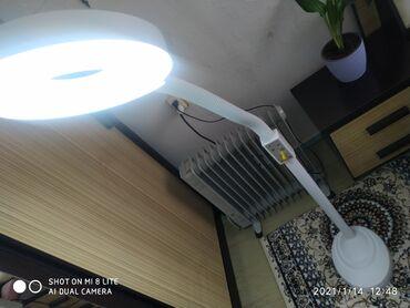Лупа лампа в отличном состоянии