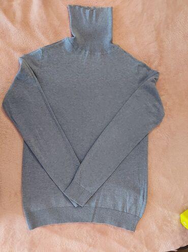 Plava džemper/ rolka iz C&A, veličina S