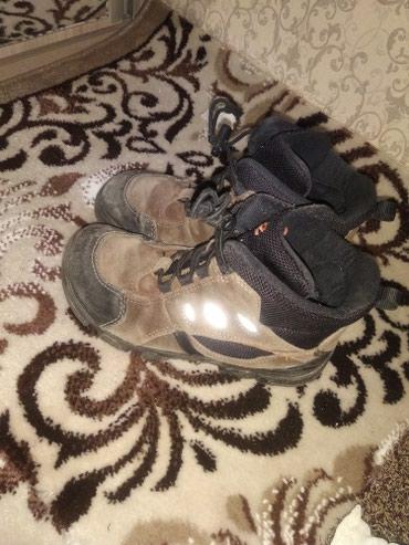 Утеплённые высокие ботинки на в Бишкек