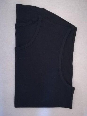 Men's T-shirts - Srbija: Muska majica bez rukava, crna, marka manguun, velicina XL, vrhunski