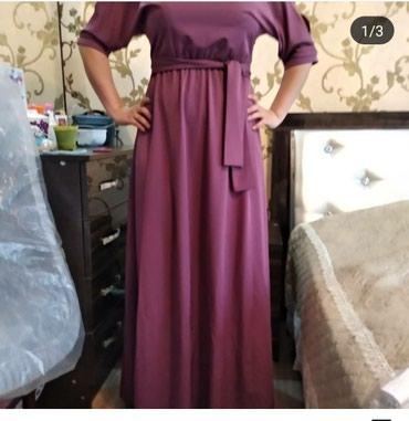 Платье в пол. 44-46 размер. в Бишкек