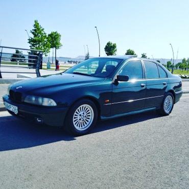 Bakı şəhərində BMW 525 1998