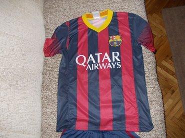 Dres barcelona/neymar  je broj 164 ali cu vam reci dimenzije, duzina - Kraljevo