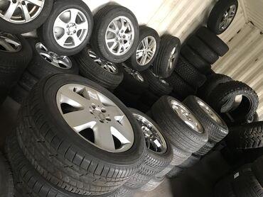диски на внедорожник в Кыргызстан: У нас распродажа зимних шин с дисками!!!!!В продаже имеются