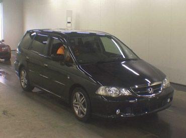 Honda Odyssey 2002 в Балыкчи