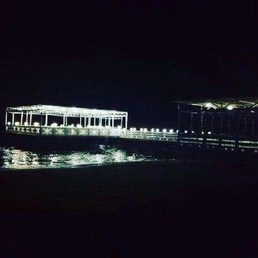 Bakı şəhəri, Xəzər rayonu, Şüvəlan ərazisində dəniz kənarında sahəsi 1