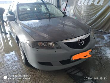 mazda sentia в Кыргызстан: Mazda Mazda6 2.3 л. 2004   21221 км