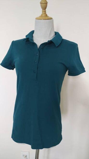Женская футболка на лето. Размер S. Новая, без этикетки